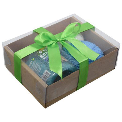 """Купить с доставкой Подарочный набор """"Морская бодрость"""" 4 предметаБанные Штучки по низкой цене"""