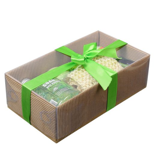 """Купить с доставкой Подарочный набор """"Мятный релакс"""" 6 предметовБанные Штучки по низкой цене"""