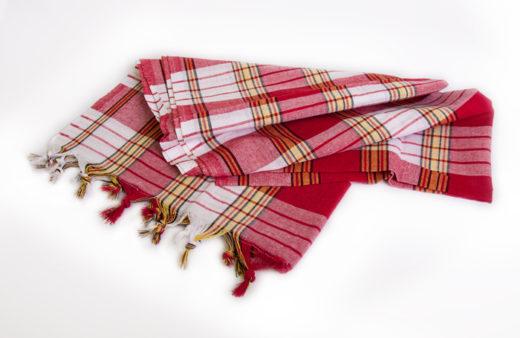"""Купить с доставкой Традиционное турецкое полотенце """"Пештемаль"""" для бани 80*180смБанные Штучки по низкой цене"""