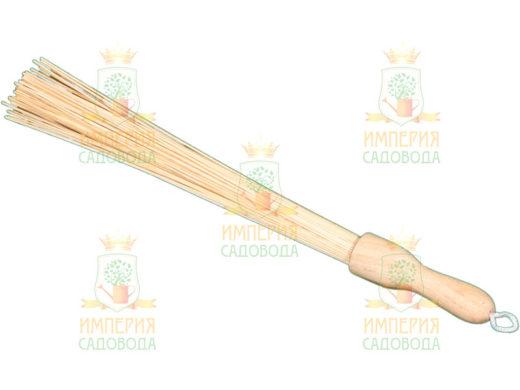 Купить с доставкой Веник бамбуковый